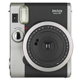 Fujifilm Mini 90 Instant Camera (Black)