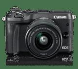 Canon EOS M6 (24.2 MP, 15-45 mm Single Lens) DSLR Camera