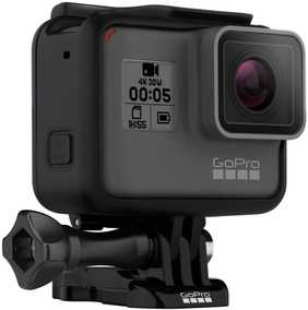 GoPro Hero H (8 MP, 4K) Sports & Action Camera (Black)
