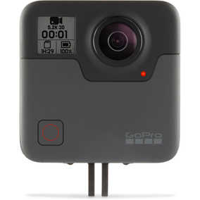 GoPro Fusion (18 MP, 6K) Waterproof Sports & Action Camera (Black)