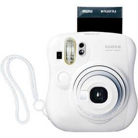 Fujifilm Mini 25 Instant Camera (White)