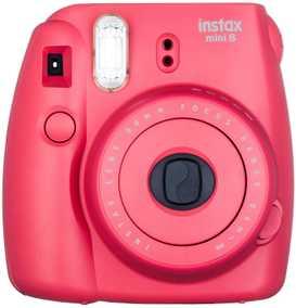 Fujifilm Mini 8 Instant Camera (Raspberry)