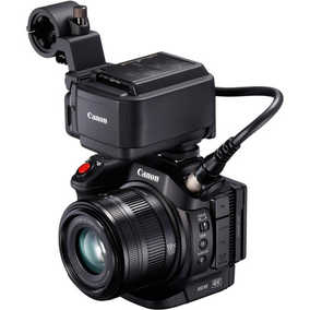 Canon XC15 Ultra HD 4K Camcorder