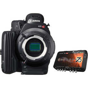 Canon EOS C500 (PL) Ultra HD 4K Camcorder