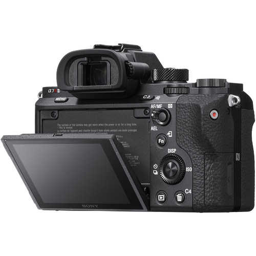 Sony Alpha 7R II (ILCE-7RM2) (43.6 MP, Body Only) Digital Mirrorless Camera