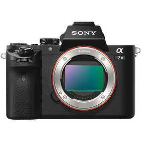 Sony Alpha 7 II (ILCE-7M2K) (24.3 MP, 28-70 mm Single Kit Lens) Digital Mirrorless Camera