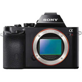 Sony Alpha 7R (ILCE-7R) (36.4 MP, Body only) Weather Resistant Digital Mirrorless Camera