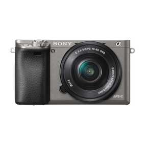Sony Alpha 6000 (ILCE-6000Y) (24.3 MP, 16-50 mm & 55-210 mm Dual Lens) DSLR Camera
