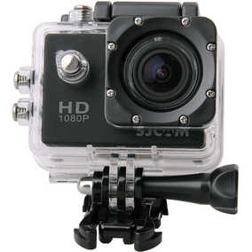 SJCAM SJ4000 (12 MP, Full HD) Waterproof Sports & Action Camera (Black)