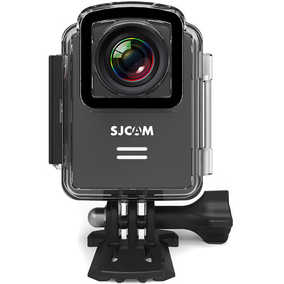 SJCAM M20 (16 MP, Ultra HD 4K) Waterproof Sports & Action Camera (Black)