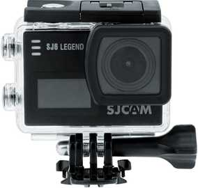 SJCAM SJ6 LEGEND (16 MP, Ultra HD 4K) Waterproof Sports & Action Camera (Black)