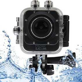 SJCAM M10 Wi-Fi (12 MP, Full HD) Waterproof Sports & Action Camera (Black)