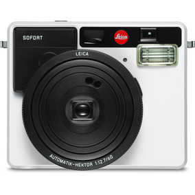 Leica Sofort Instant Camera (White)