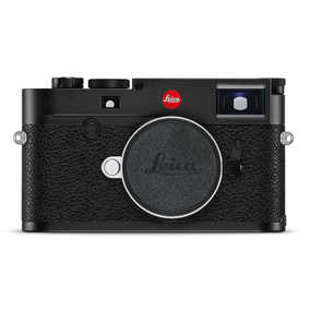 Leica M10 (24 MP, Body Only) Digital Rangefinder Camera