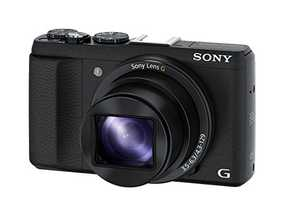 Sony HX60V (DSC-HX60V) (21.4 MP, Full HD) Digital Point and Shoot Camera