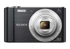 Sony Cybershot W810 (DSC-W810) (20.4 MP, HD) Point and Shoot Camera