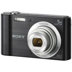 Sony W800 (DSC-W800) (20.1 MP, HD) Point and Shoot Compact Camera