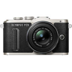 Olympus E-PL8 (16.1 MP, Body only) Digital Mirrorless Camera