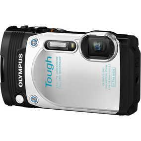 Olympus Tough (TG-870) (16 MP, Full HD) Waterproof Digital Point and Shoot Camera