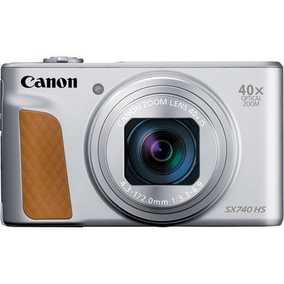 Canon PowerShot SX740-HS (20.3 MP, Ultra HD 4K) Point and Shoot Camera