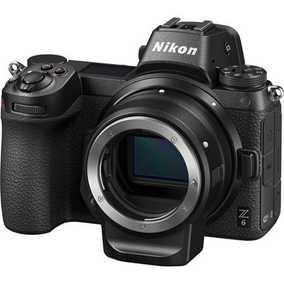 Nikon Z6 (24.5 MP, Mount Adapter FTZ) Mirrorless Camera