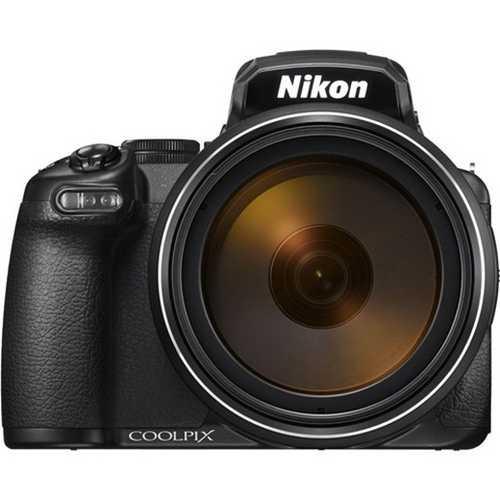 Nikon COOLPIX P1000 (16.0 MP, Ultra HD 4K) Point and Shoot Camera