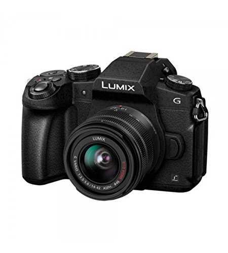 Panasonic DMC-G85KGC (16.0 MP, LUMIX G Vario 14-42mm/F3.5-5.6 Single Lens) Mirrorless Digital Camera