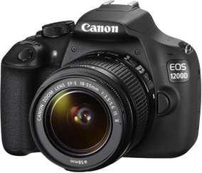 Canon EOS 1200D (18.0 MP, EF-S 18-55 mm F/4-5.6 IS STM Kit Lens) DSLR Camera