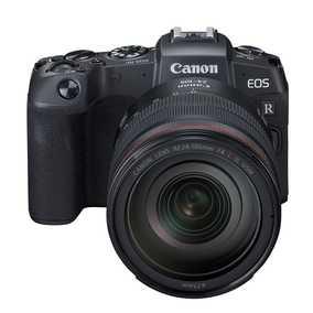 Canon EOS RP (26.2 MP, RF 24-105 mm F/4L IS USM Kit Lens) Mirrorless Camera