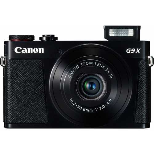 Canon PowerShot G9 X (20.2 MP, Full HD) Point and Shoot Camera