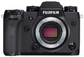 Fujifilm X-H1 (24.3 MP, Body Only) DSLR Camera