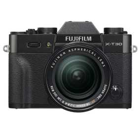 Fujifilm X-T30 (26.1 MP, XF 18-55 mm F/2.8-4 R LM OIS Kit Lens) Mirrorless Camera
