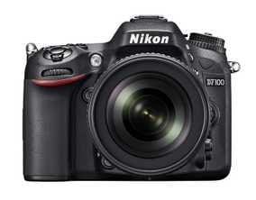 Nikon D7100 (24.69 MP, AF-S 18-105mm VR Kit Lens) DSLR Camera