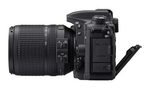 Nikon D7500 (20.9 MP, AF-S DX NIKKOR 18-140mm F/3.5-5.6G ED VR Kit Lens) DSLR Camera