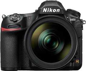 Nikon D850 (45.7 MP, 24-120mm VR Kit Lens) DSLR Camera
