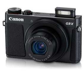 Canon PowerShot G9 X Mark II (20.1 MP, Full HD) Digital Sports & Action Camera (Black)