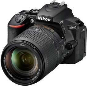 Nikon D5600 (24.2 MP, Body only) DSLR Camera