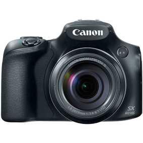 Canon PowerShot SX60 HS (16.1 MP, Full HD) Digital Point and Shoot Camera