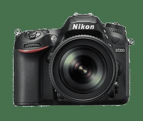 Nikon D7200 (24.2 MP, Body only) DSLR Camera