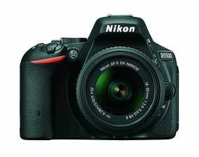 Nikon D5500 (24.2 MP, Body only) DSLR Camera