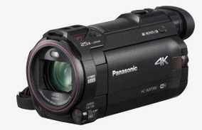Panasonic HC-WXF990 Full HD Camcorder