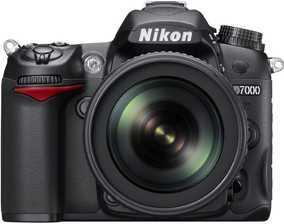 Nikon D7000 (16.2 MP, Body only) DSLR Camera