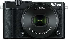 Nikon 1 J5 (20.8 MP, 10-30 mm PD Lens Kit) Digital Camera