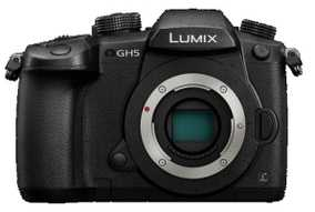 Panasonic DC-GH5GA (20.3 MP, Body Only) Digital Mirrorless Camera