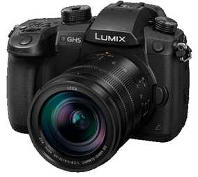 Panasonic DC-GH5LGA (20.3 MP, 12-60 mm Lens) Digital Mirrorless Camera