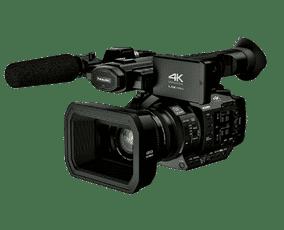 Panasonic AG-UX180ED Ultra HD 4K Camcorder