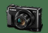 Canon PowerShot G7 X Mark II (20.1 MP, Full HD) Point and Shoot Camera