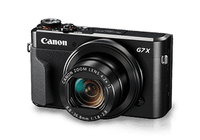 Canon PowerShot G7 X Mark II (20.1 MP, Full HD) Point and Shoot Camera