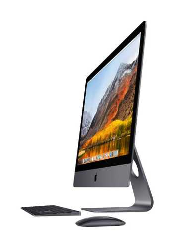 Apple iMac Pro MQ2Y2LL/A (27 inch (68 cm), Intel Xeon W, 32 GB DDR4 RAM, 1 TB SSD, 8 GB Graphics, Mac OS) All in One Desktop