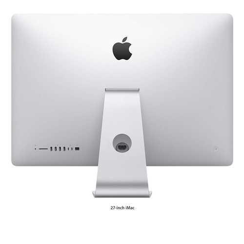 Apple iMac MNEA2HN/A (27 inch (68 cm), Intel 7th Gen Core i5-7600K, 8 GB DDR4 RAM, 1 TB Fusion Drive, 4 GB Graphics, Mac OS) All in One Desktop